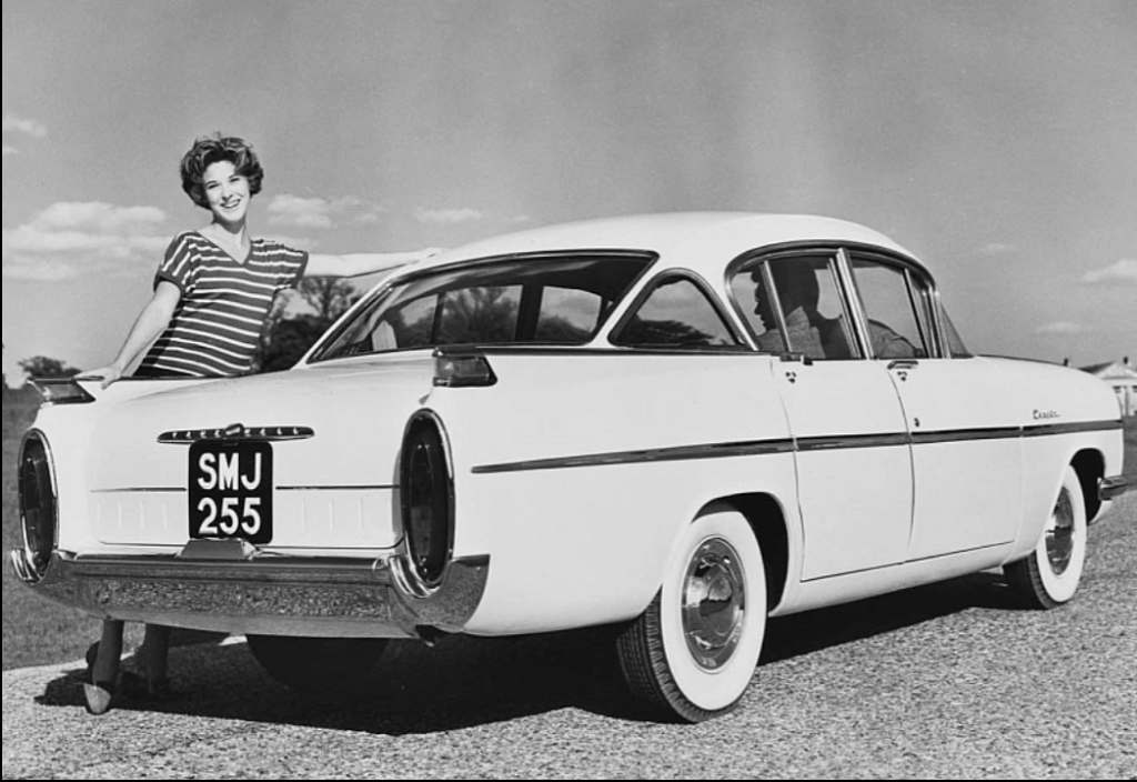 1958 PA Vauxhall 2