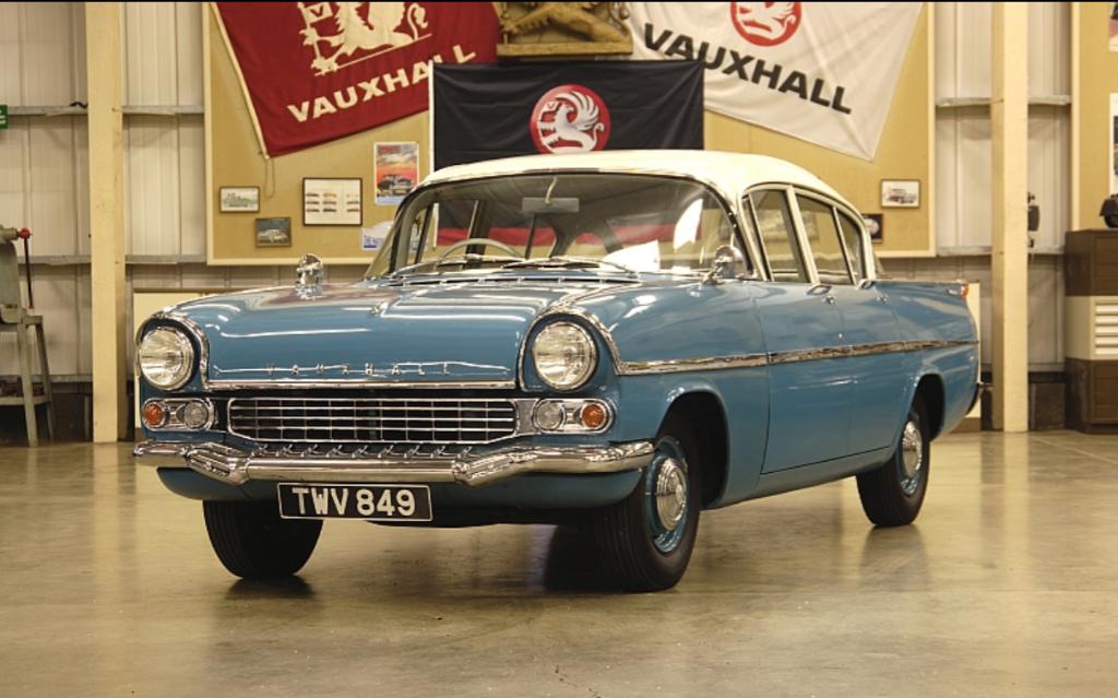 1958 PA Vauxhall 3