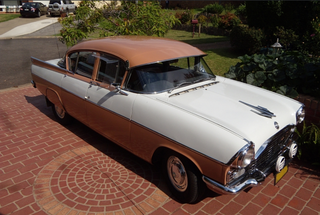 1962 PA Vauxhall Cresta 4