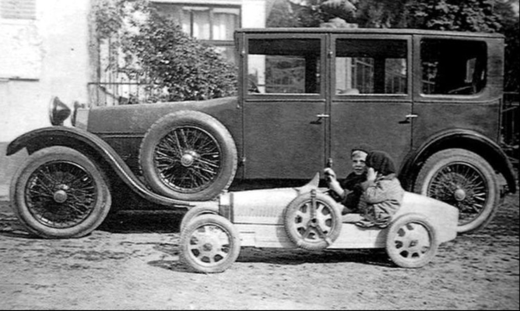 Bugatti Baby II 09