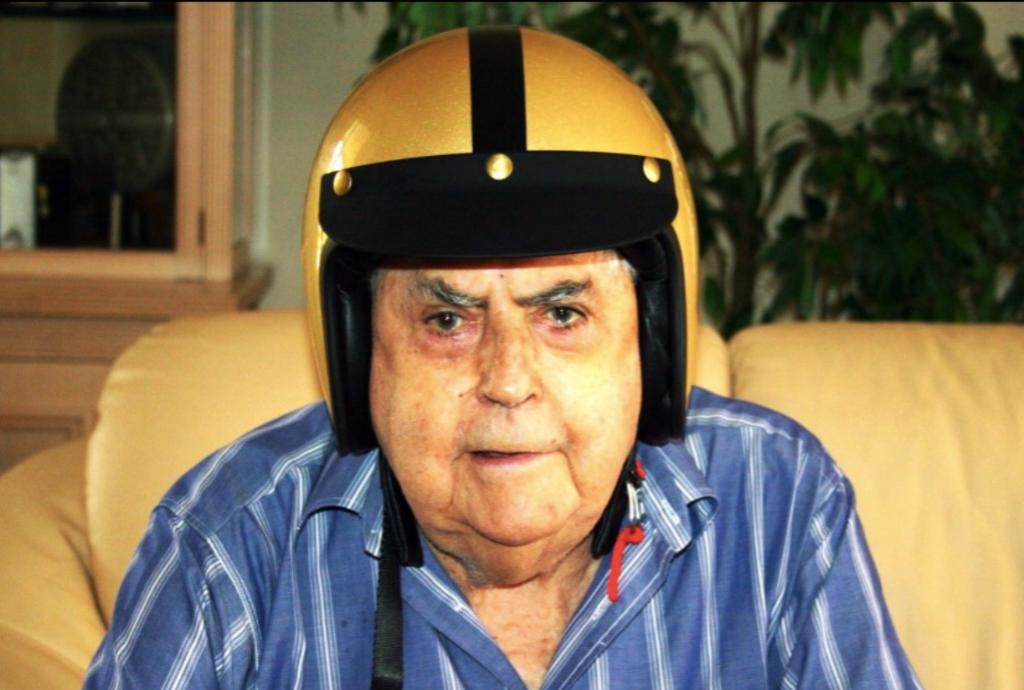 jack brabham helmet