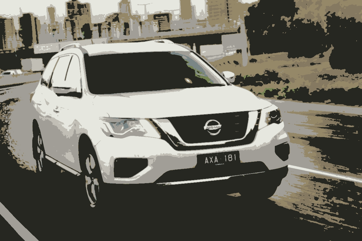 Nissan Pathfinder: The path is far from clear