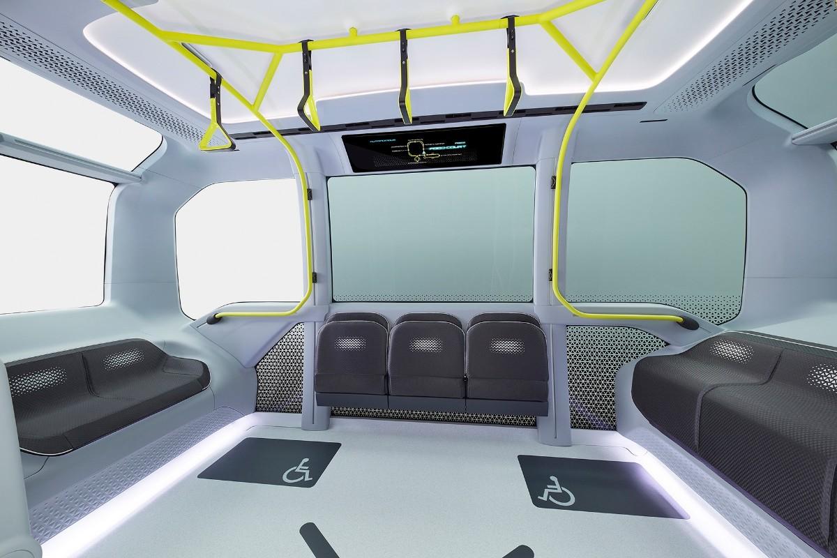 toyota e Palette electric bus 03