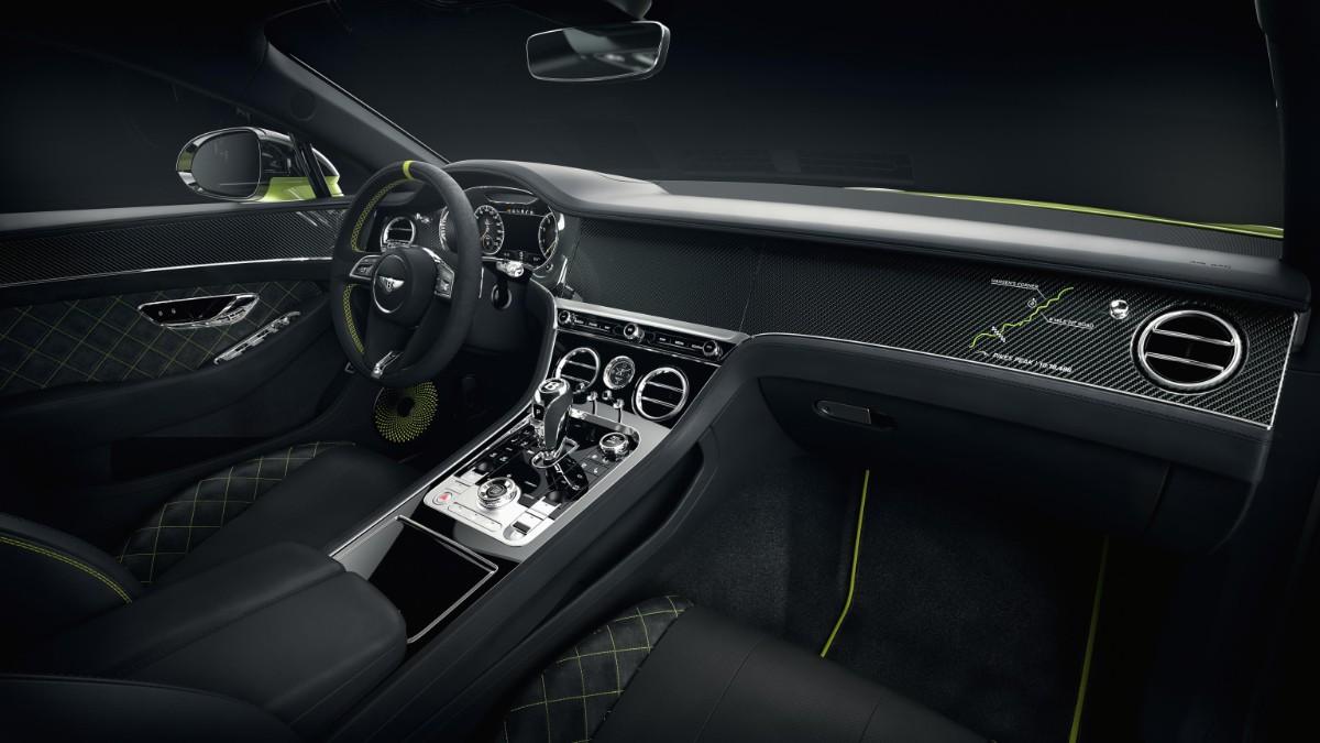 Bentley Continental GT Pikes Peak 01