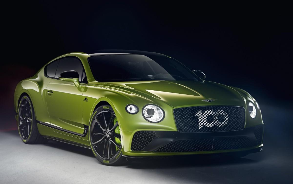 Bentley Continental GT Pikes Peak 03