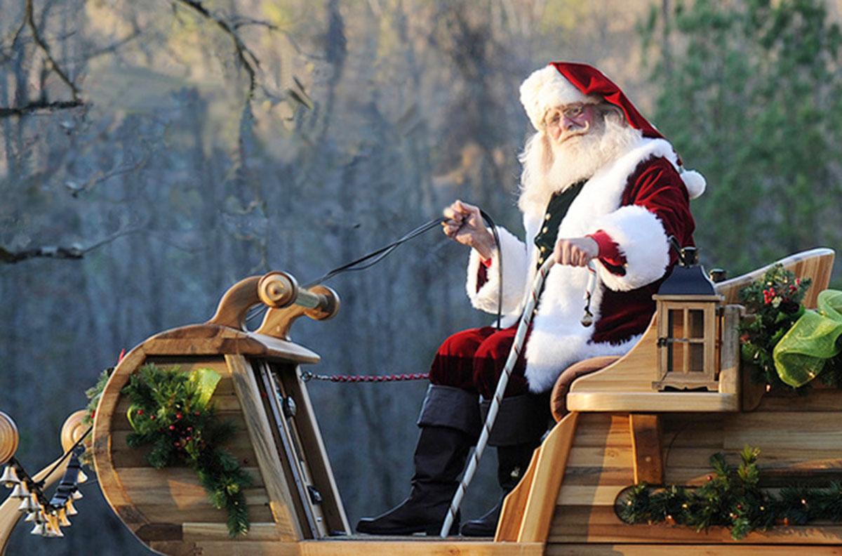 santa sleigh gregg turk 04