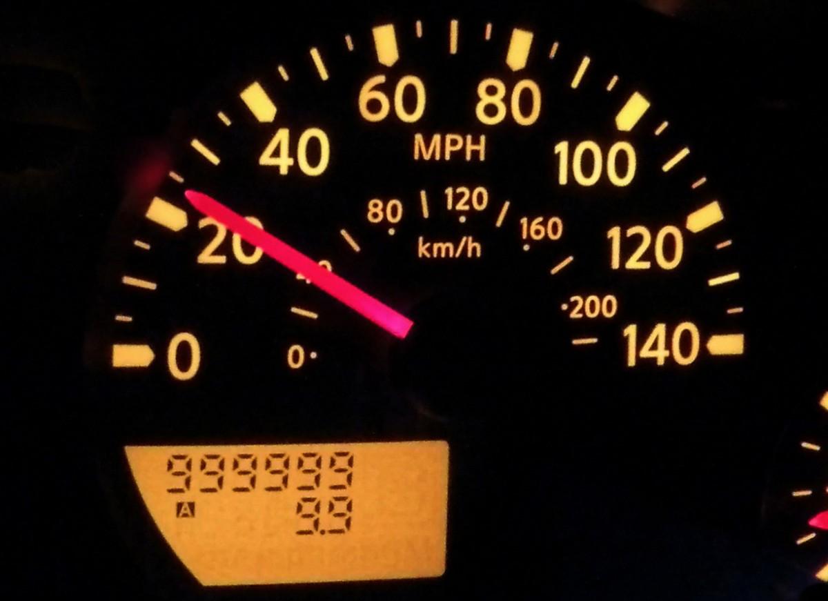 Million Mile Nissan Frontier 03