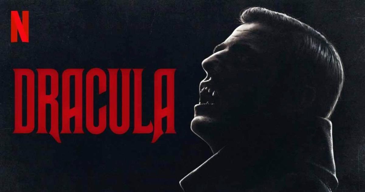 Dracula -- Bang bares his teeth