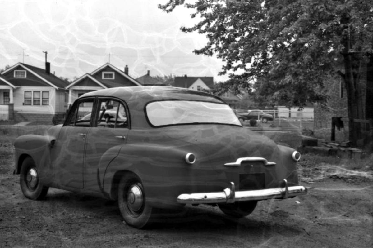 1954 Concept FG Holden 1