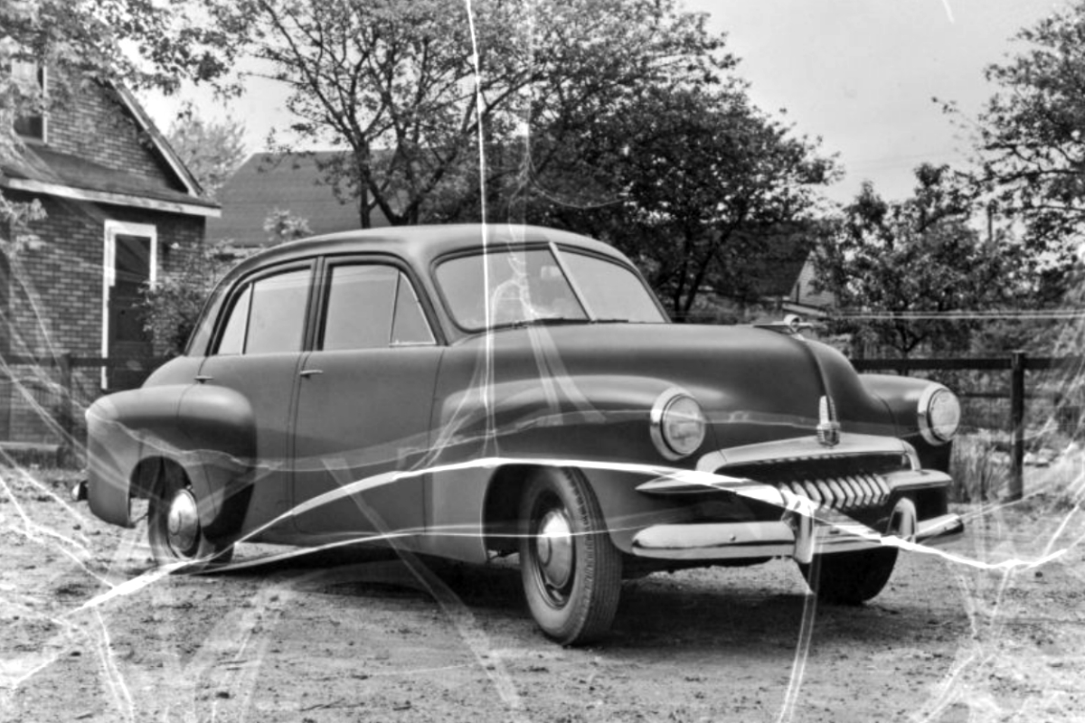 1954 Concept FG Holden 2