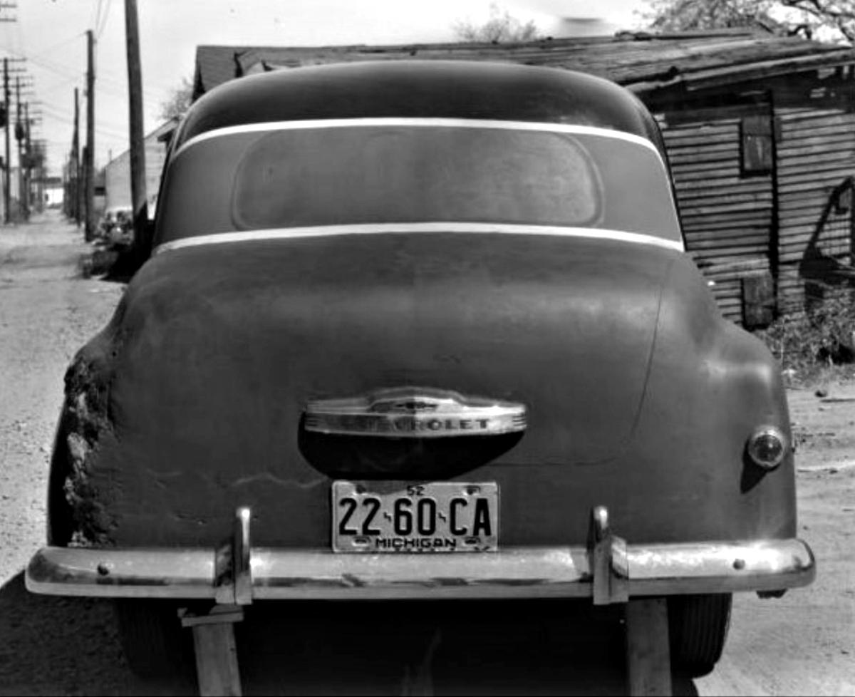 1954 Concept FG Holden 3