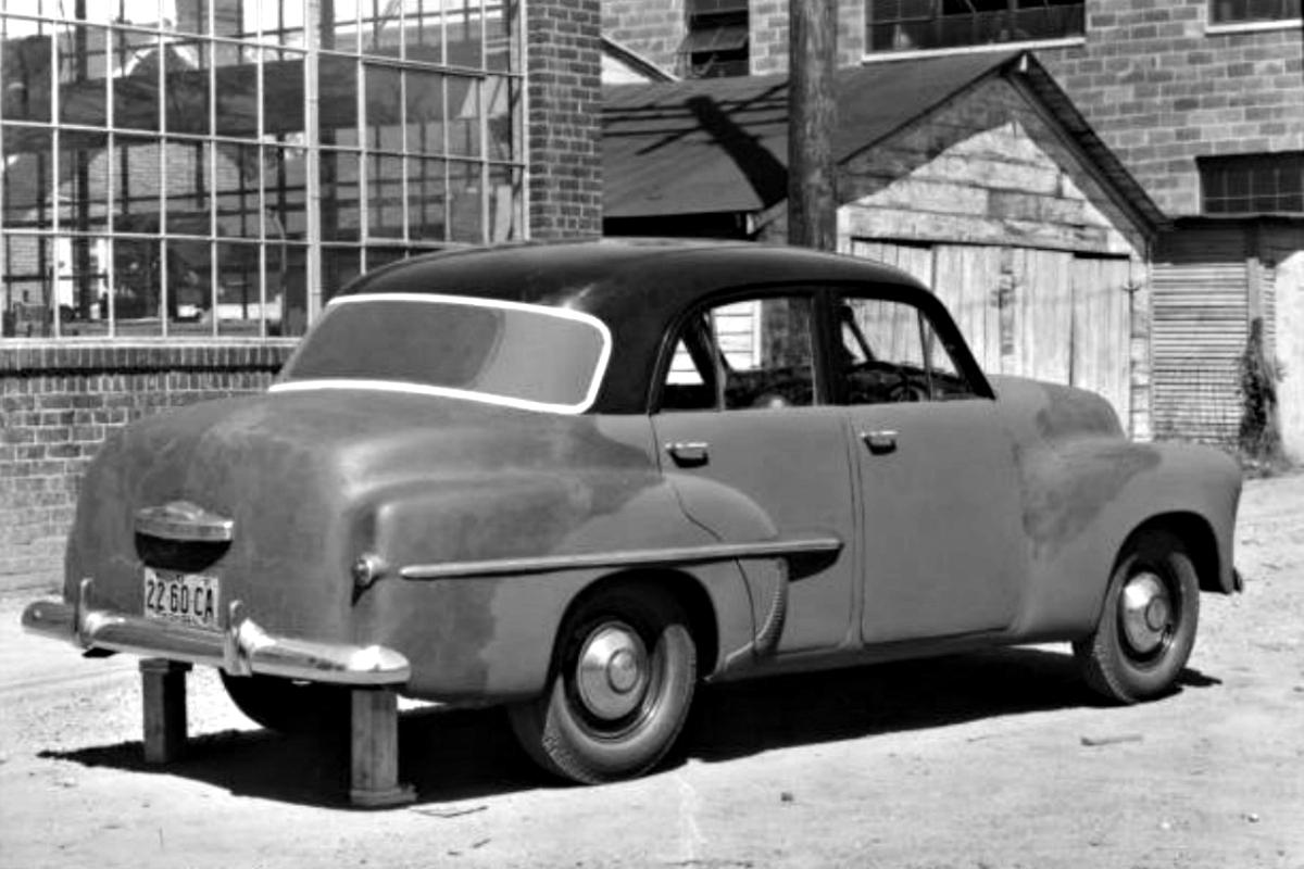 1954 Concept FG Holden 5