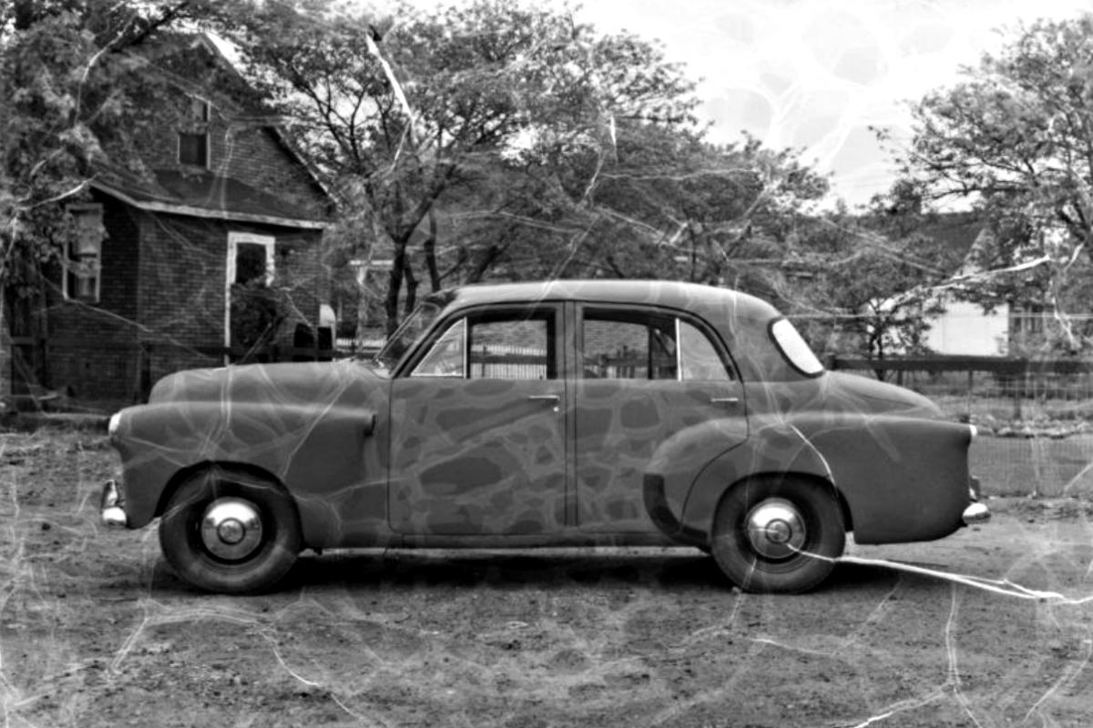 1954 Concept FG Holden 6