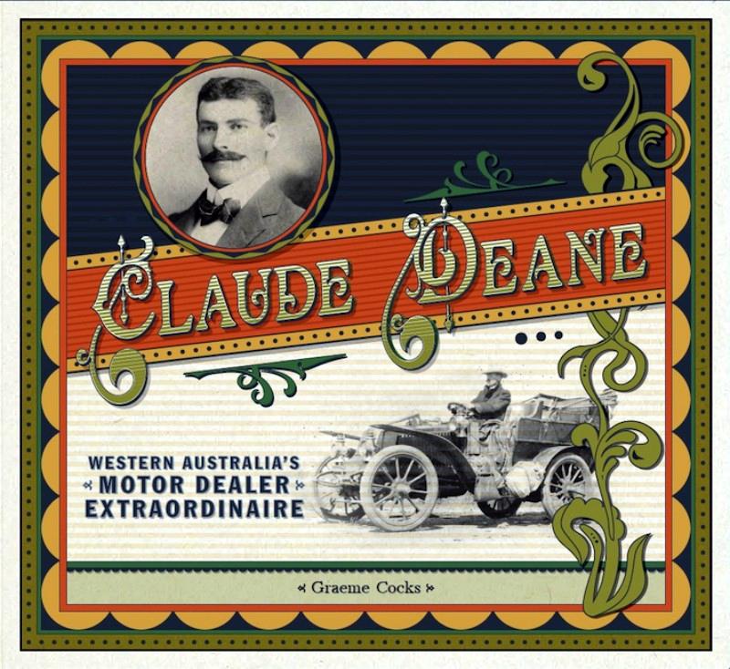 Claude Deane Book