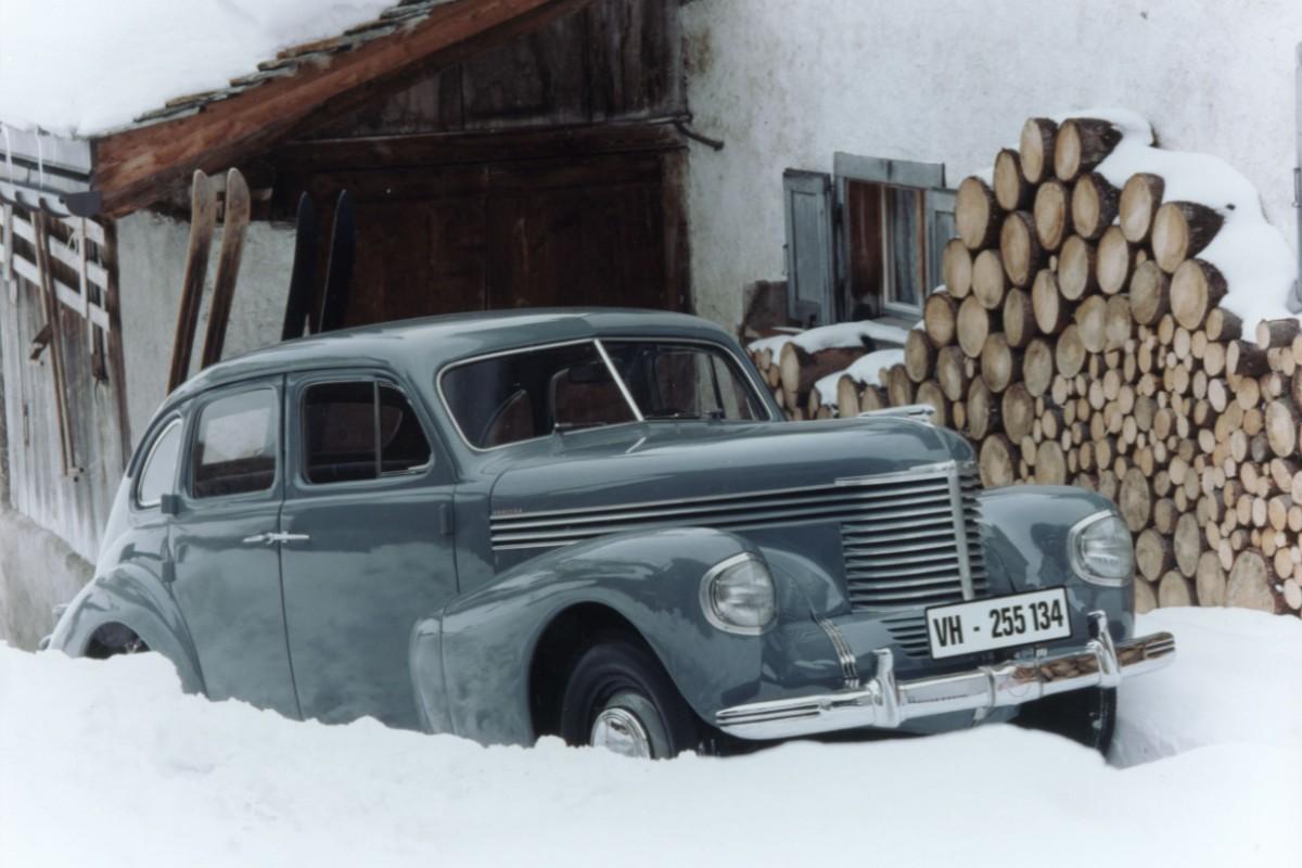 193 Opel by Hershey