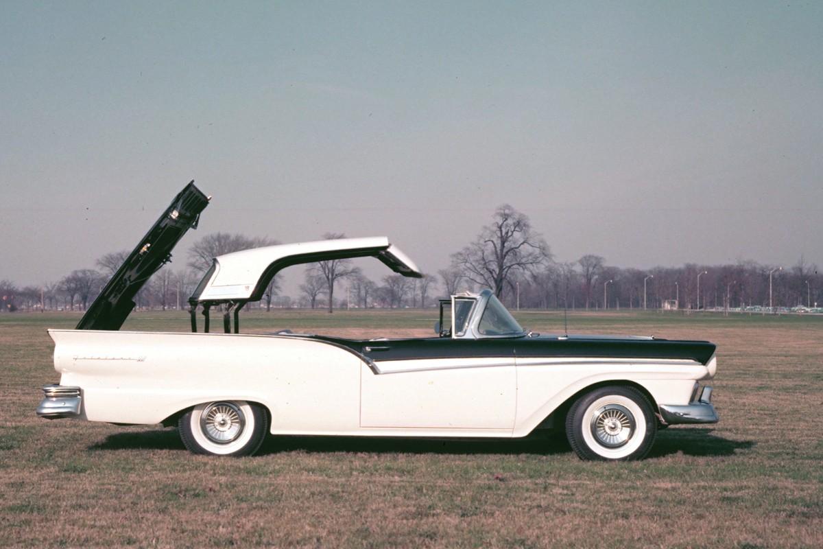 1957 Retractable Hardtop