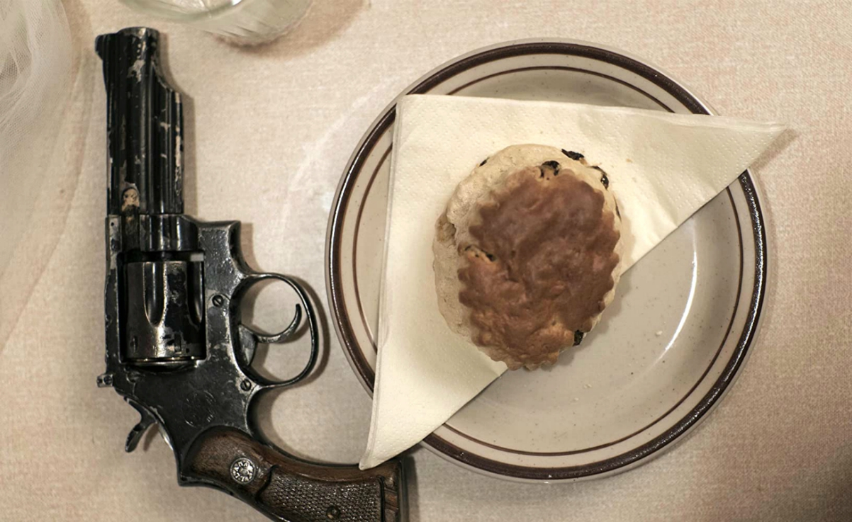 Food and gun