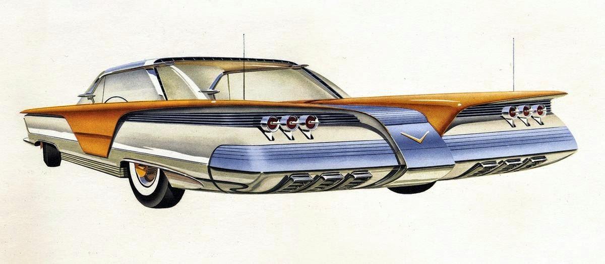 Hershey 1958 design for Kaiser Aluminium