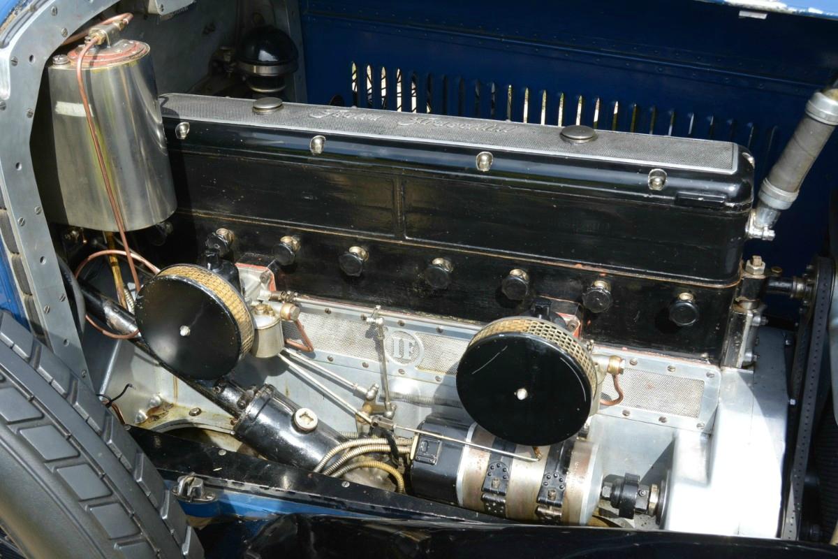 1922 Isotta Fraschini Tipo 8 16