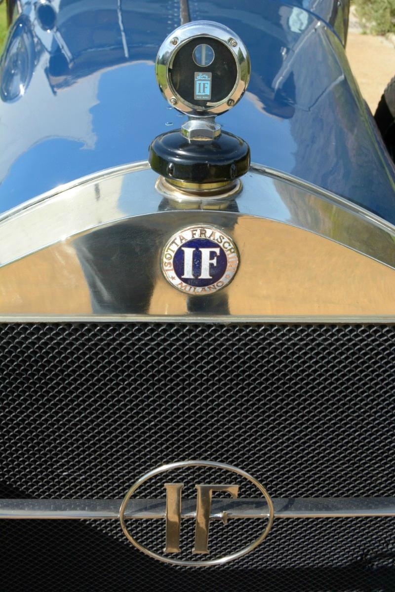 1922 Isotta Fraschini Tipo 8 19