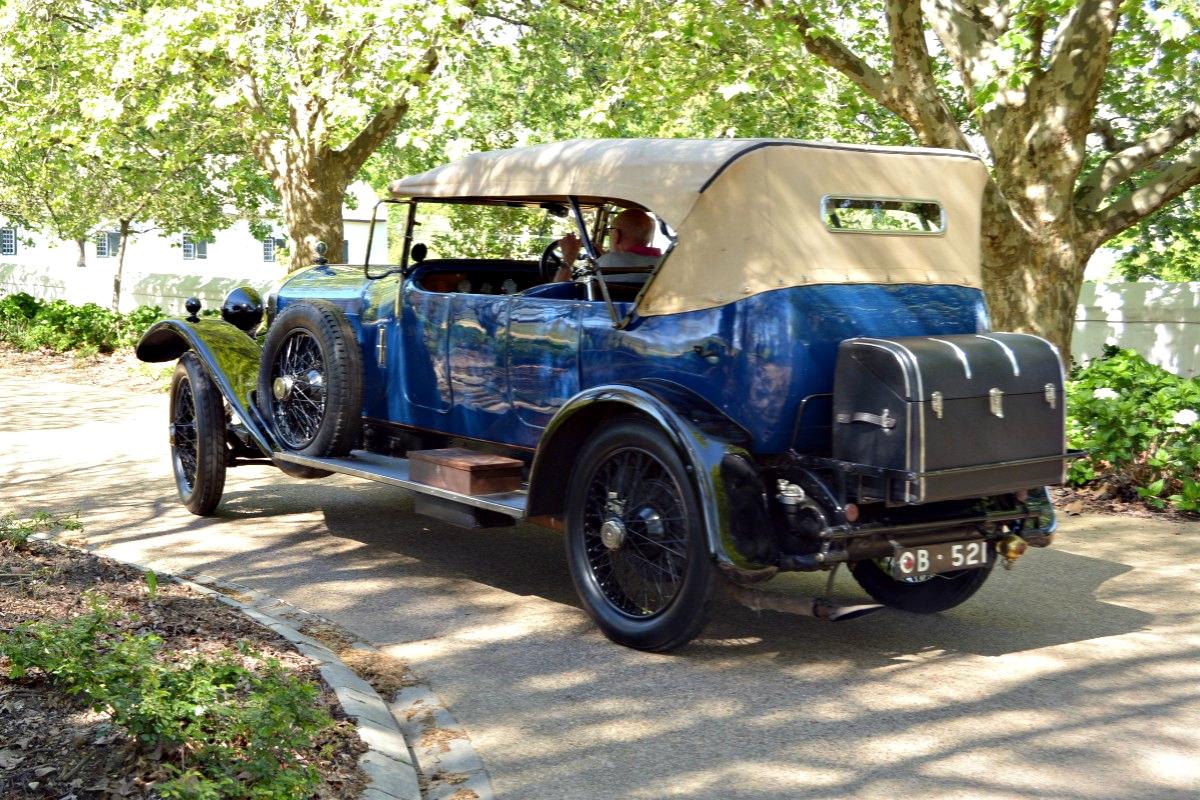1922 Isotta Fraschini Tipo 8 6