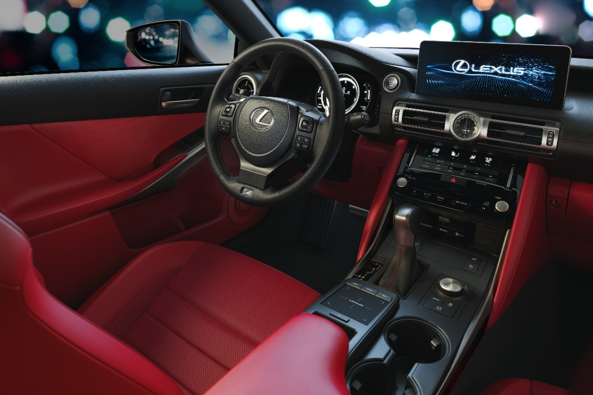 2020 Lexus IS F SPORT 1