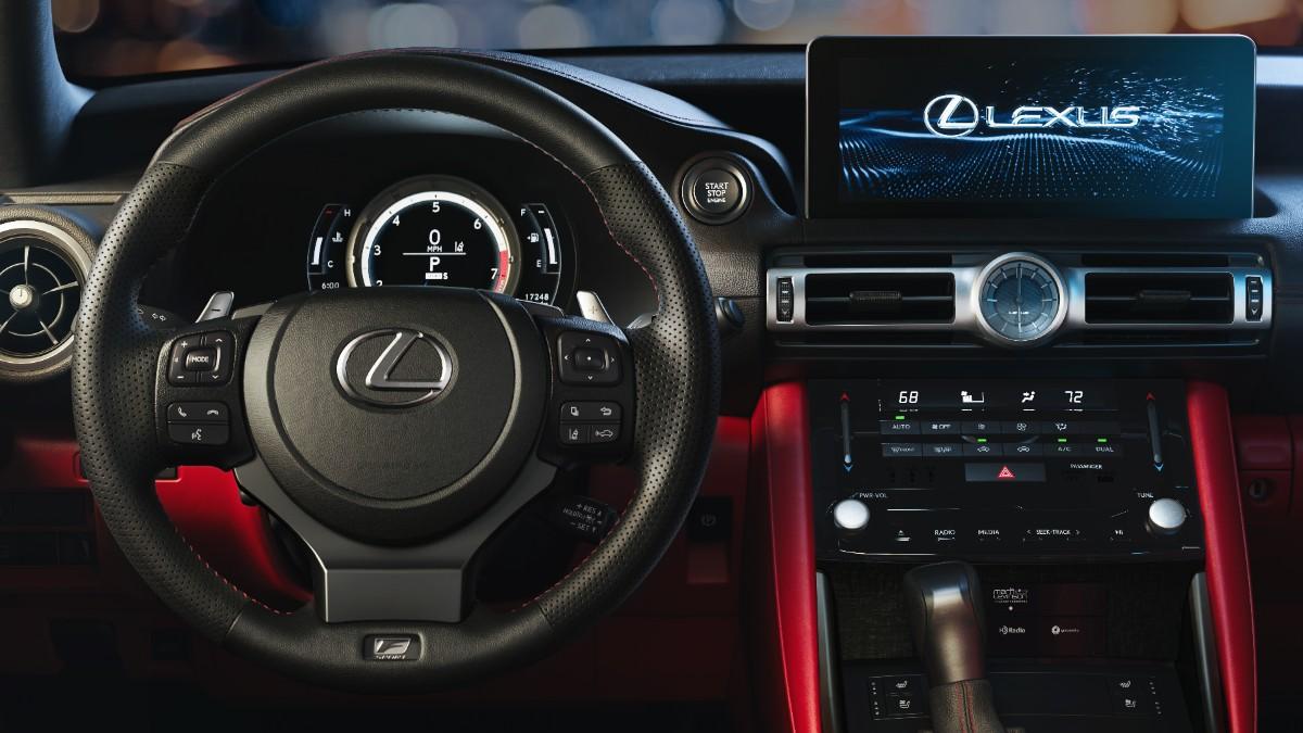 2020 Lexus IS F SPORT 2