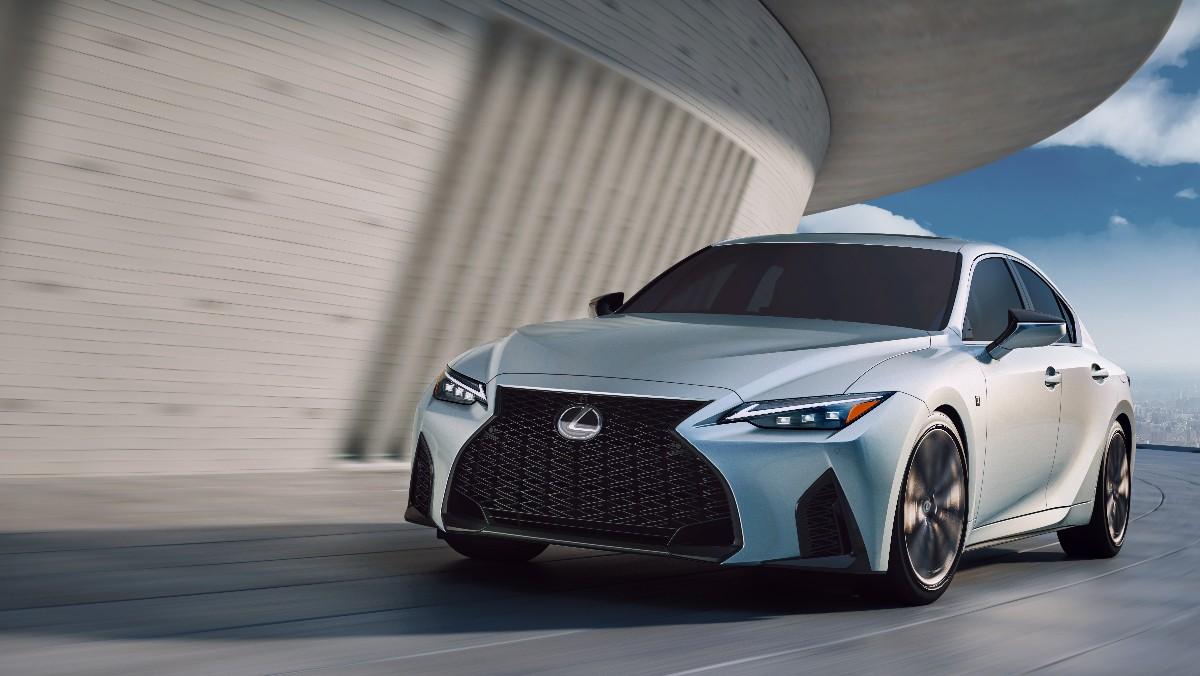 2020 Lexus IS F SPORT 5
