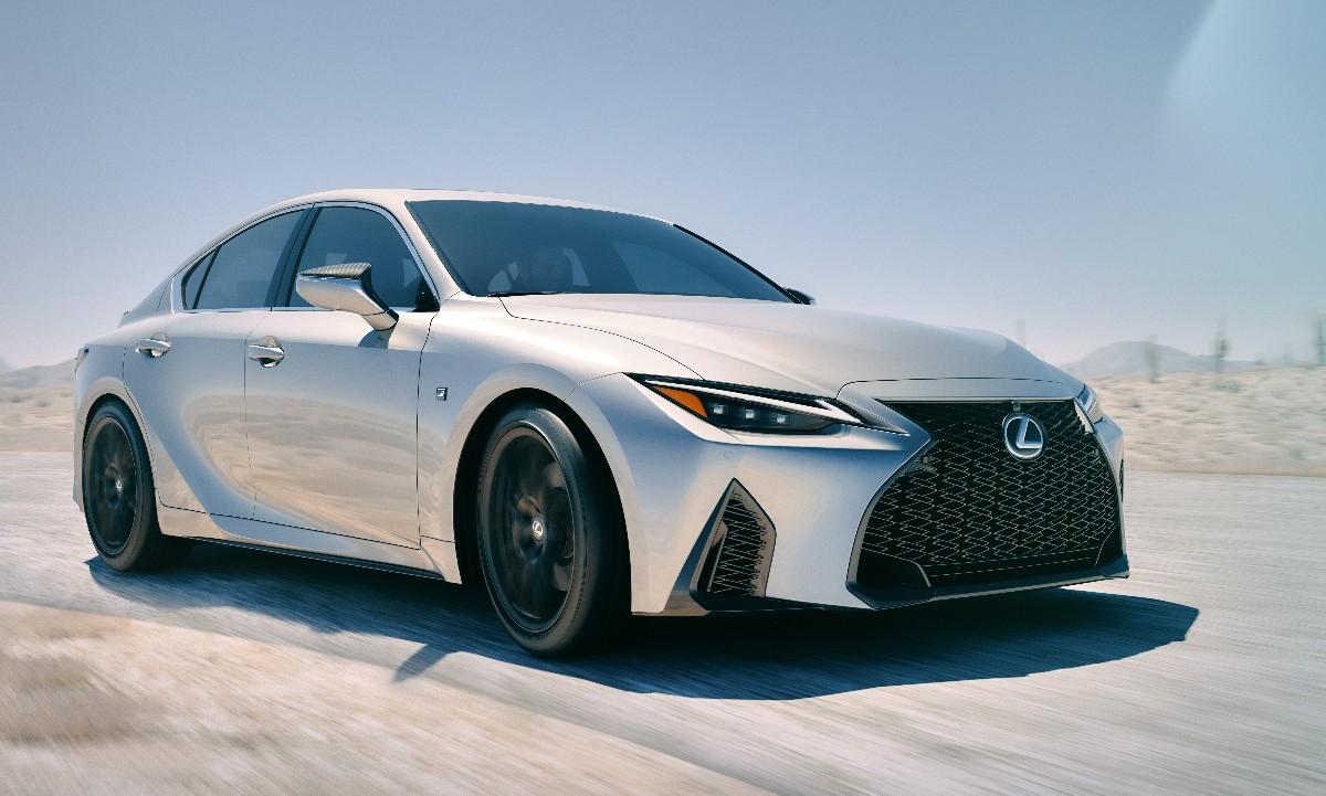 2020 Lexus IS F SPORT 6