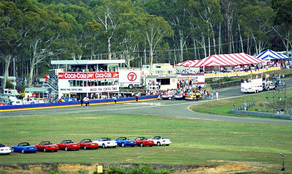 Amaroo Park Raceway 1