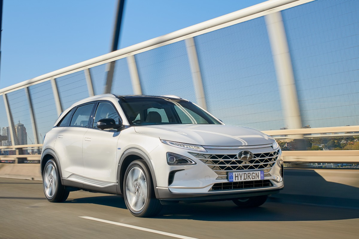 Hydrogen power comes to Canberra