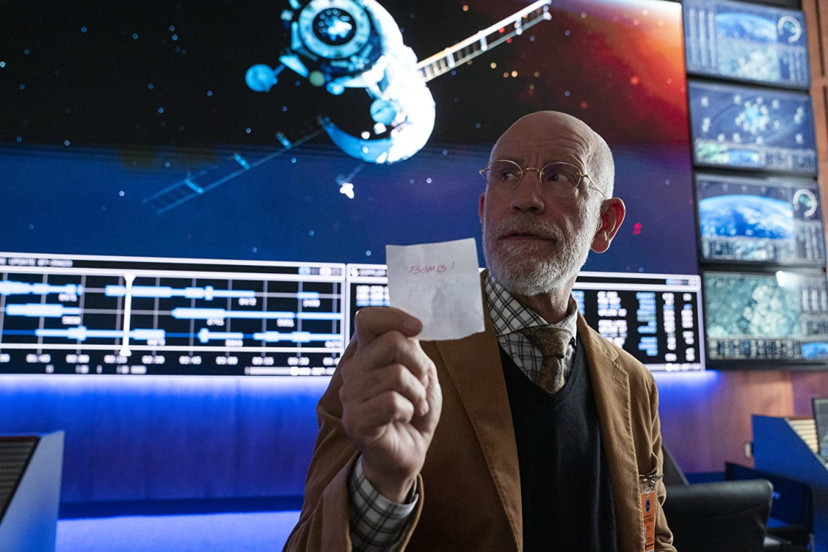 John Malkovich is Adrian Mallory in Space Force