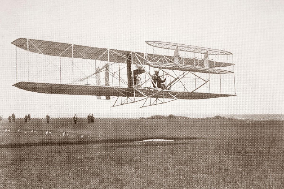 Rolls pioneering flight 2