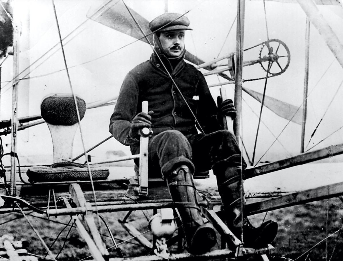Rolls pioneering flight 3
