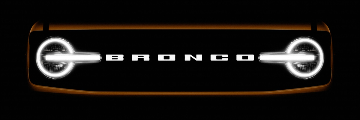 Bronco grille