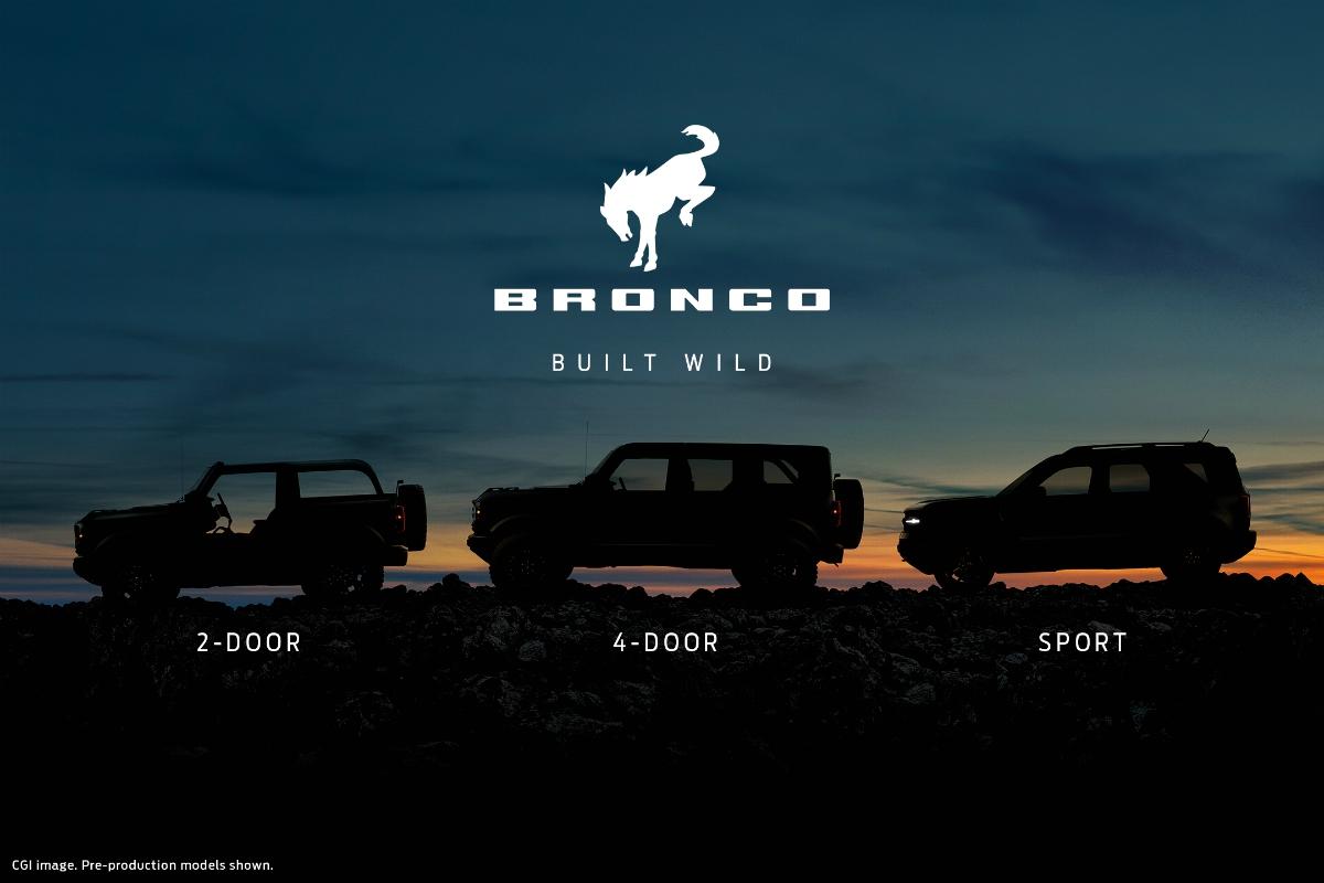 Bronco range