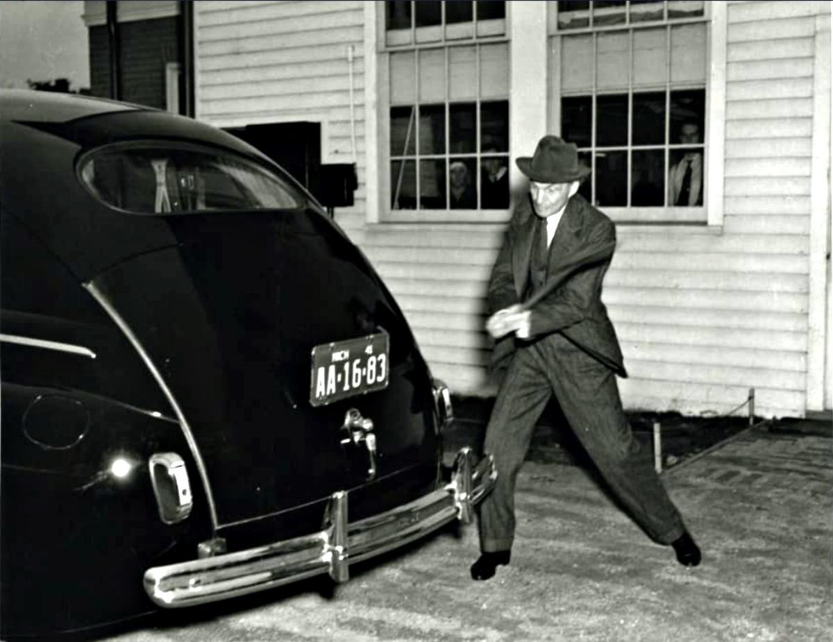 1941 Ford Soybean Car 3