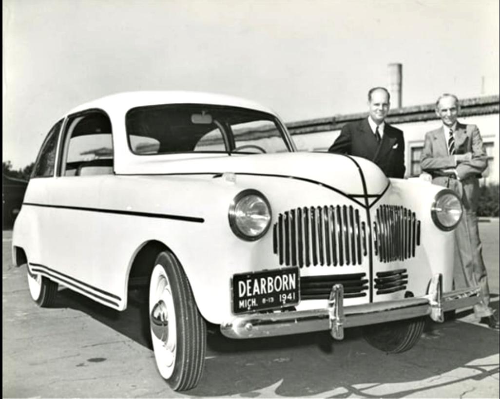 1941 Ford Soybean Car 5