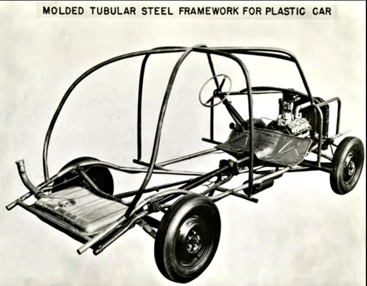 1941 Ford Soybean Car 6