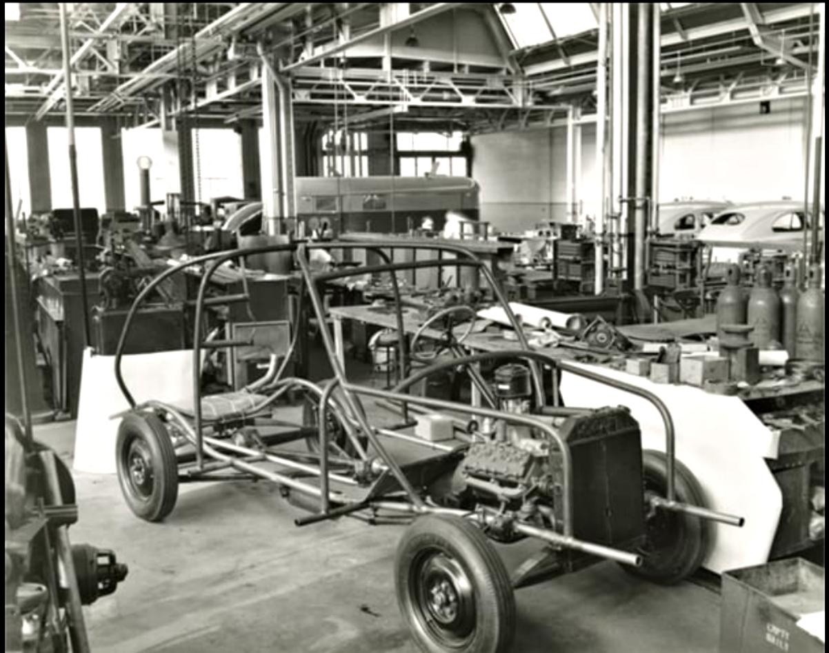 1941 Ford Soybean Car 7