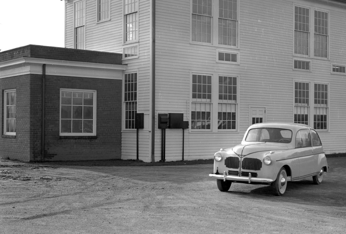 1941 Ford Soybean Car 9