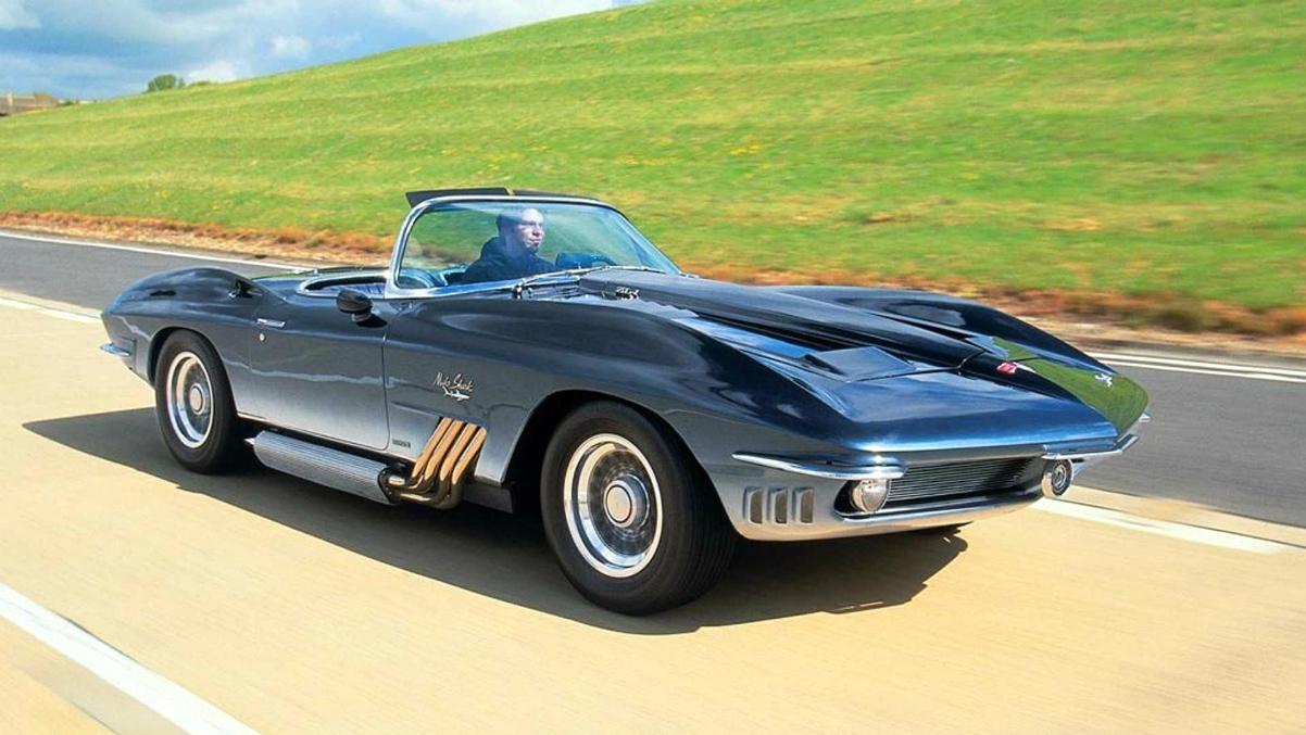 1961 Corvette Mako Shark 2