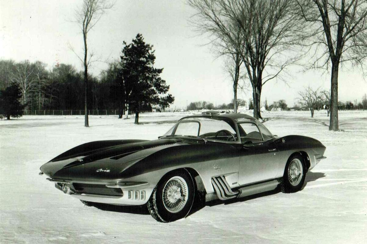 1961 Corvette Mako Shark 3