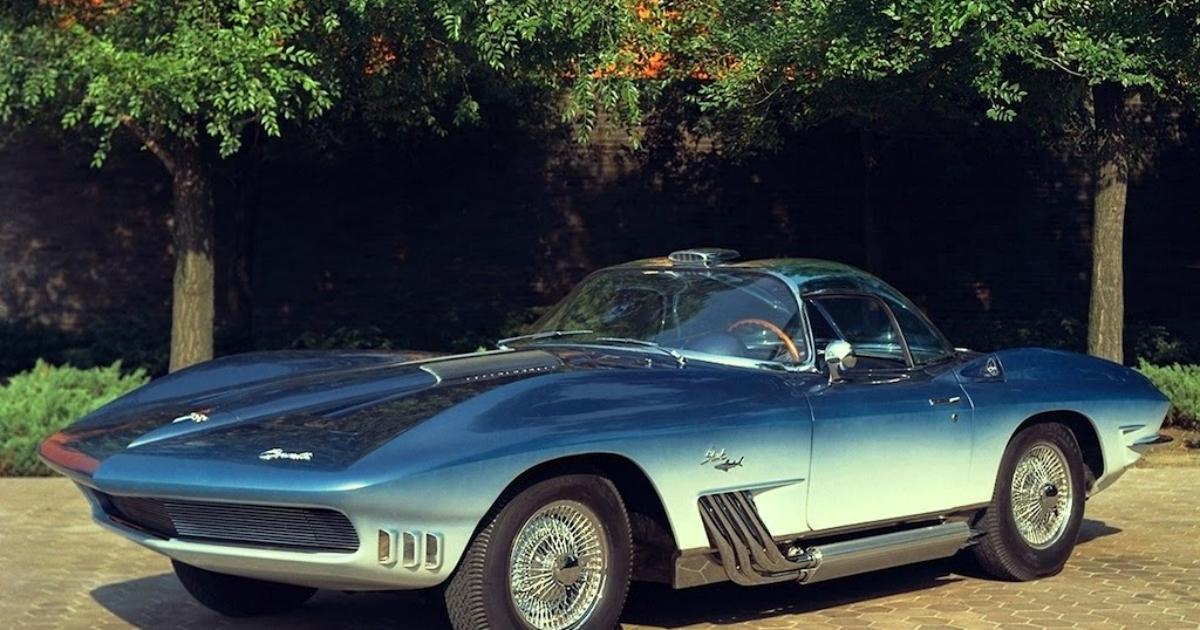 1961 Corvette Mako Shark 4