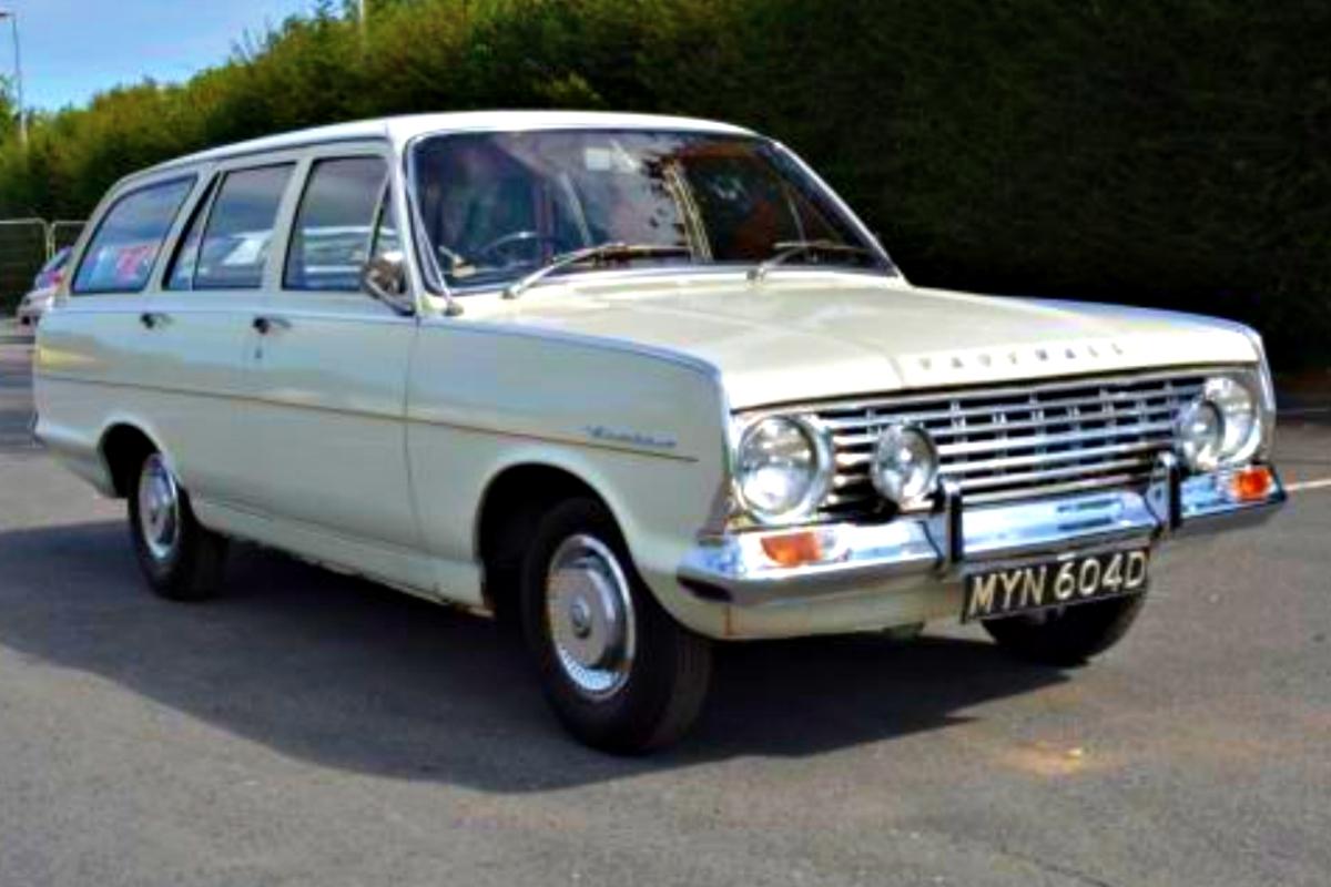 1966 Vauxhall Victor FC 101 Estate