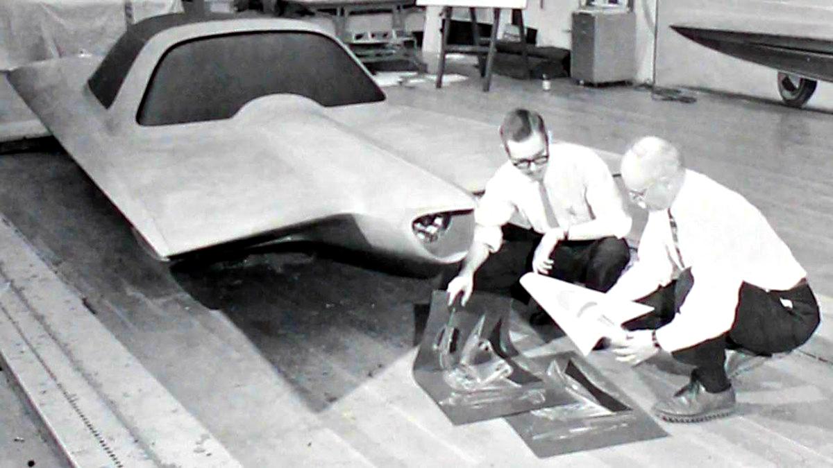 1961 Ford Gyron Show Car 7