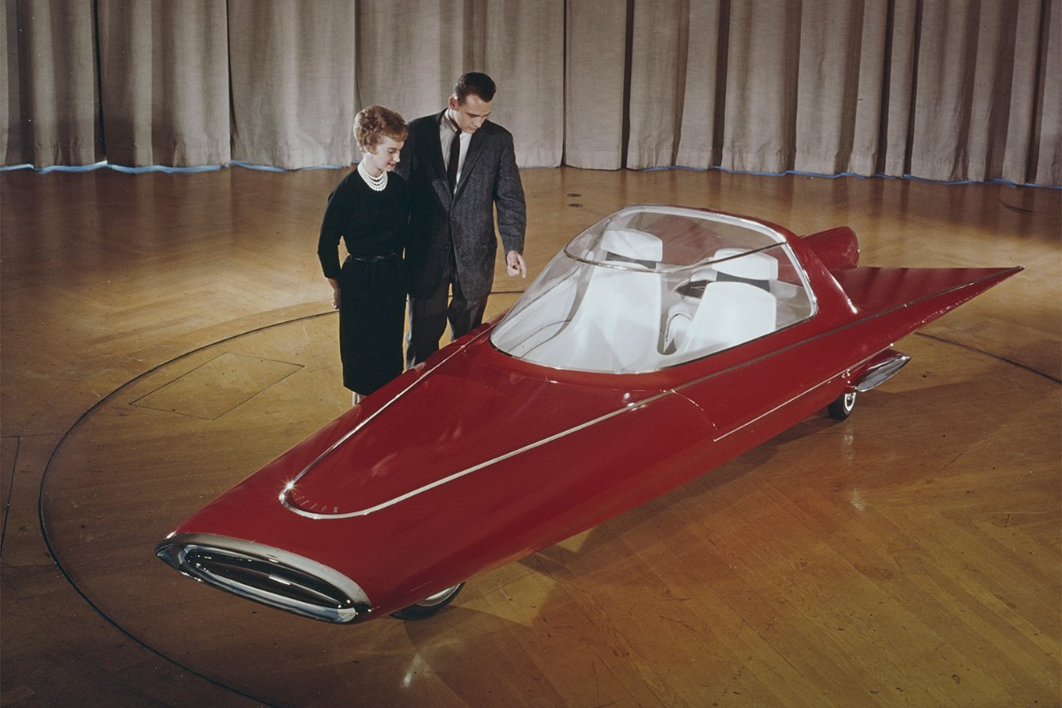 1961 Ford Gyron Show Car 8