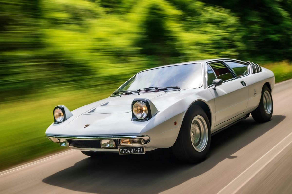 1970 Lamborghini Urraco 8