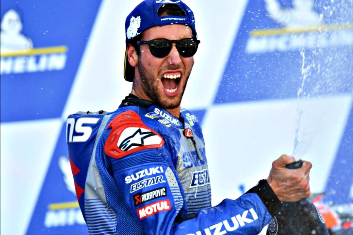 2020 Aragon MotoGP Rins