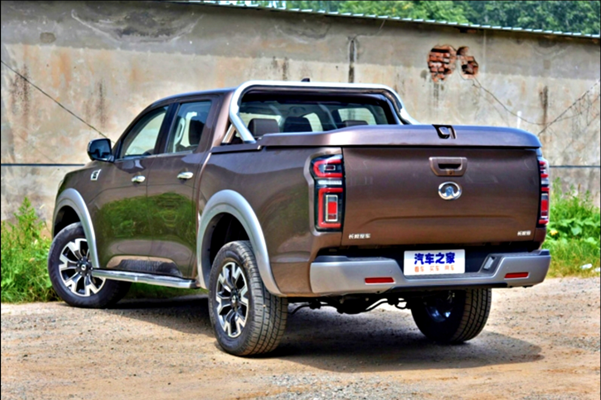 2020 Great Wall Ute 1